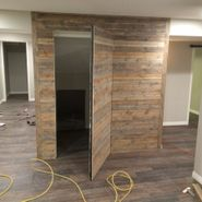 Feature walls Calgary Alberta